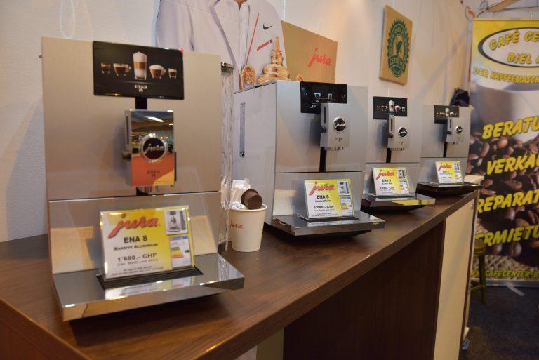 Cafe Center Biel AG_Messe 3